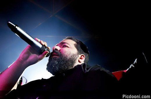 عکس جدید رضا صادقی در کنسرت شهاب رمضان