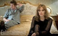 عکس های آنجلینا جولی و براد پیت در فیلم جدید لب دریا