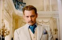 عکس جانی دپ با چهره جدید در فیلم مورتدکای