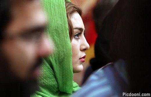 عکس های سحر قریشی در جشنواره فیلم مقاومت