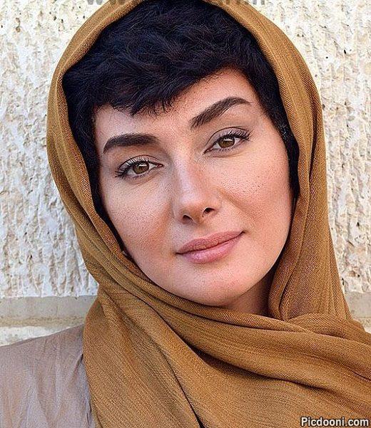 عکس گریم جالب هانیه توسلی در سریال جدید ابله