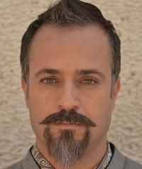 عکس احمد مهرانفر در سریال جدید ابله