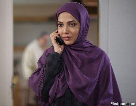 عکس لیلا اوتادی در سریال زخم