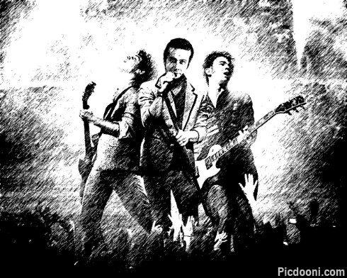 عکس کنسرت خیالی محسن چاوشی