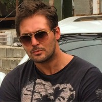عکس جدید دانیال عبادی بازیگر سریال معراجی ها