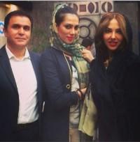 عکس جدید لیلا اوتادی بازیگر سریال زخم