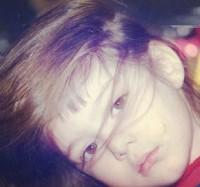 عکس کودکی سحر قریشی