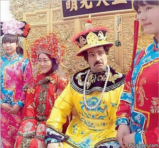 عکس ارسطو در چین (احمد مهرانفر در پایتخت 4)