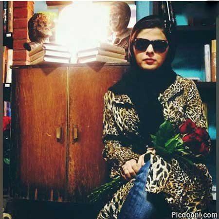 عکس جدید مریم حیدرزاده