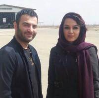 عکس جدید یاس و مونا برزویی