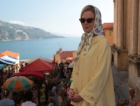 عکس نیکول کیدمن با حجاب