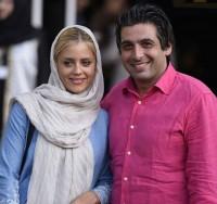 عکس حمید گودرزی و همسرش