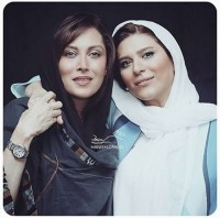 عکس جدید سحر دولتشاهی و مهتاب کرامتی