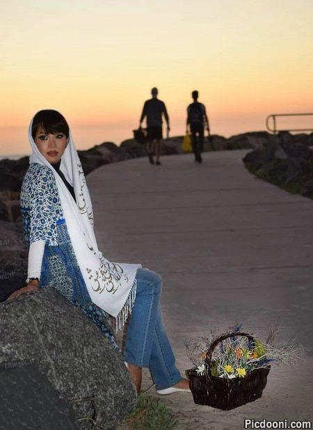 عکس شبنم قلی خانی در استرالیا