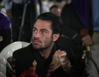 عکس محمدرضا گلزار در جشن خانه سینما
