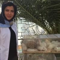 عکس لیلا اوتادی در سریال عالیجناب