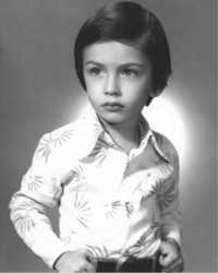 عکس کودکی پارسا پیروزفر