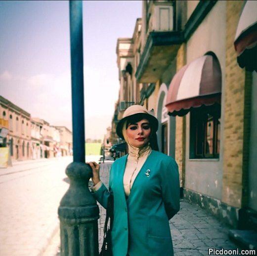 عکس یکتا ناصر در فیلم آشوب