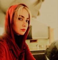 عکس آنا نعمتی در فیلم ماحی
