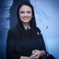 عکس گلاره عباسی در اکران خصوصی فیلم ارغوان