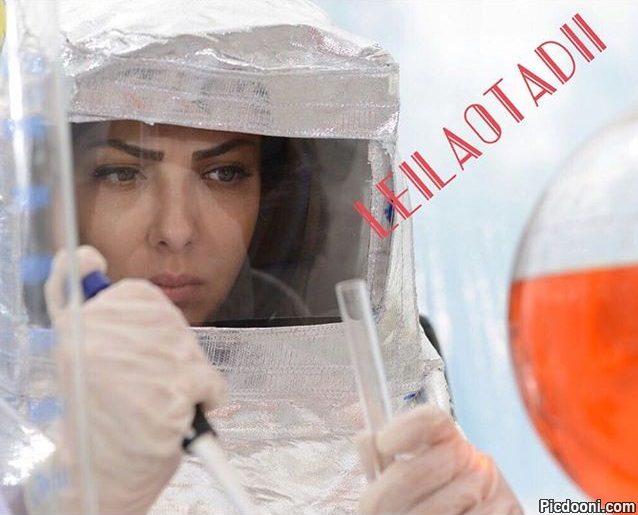عکس لیلا اوتادی در نقش تاكسوكولوژيست سریال عالیجناب