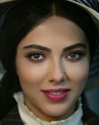 عکس لیلا اوتادی با گریم جدید برای فیلم تاریخی