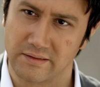 عکس شاهرخ استخری در سریال آمین