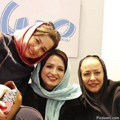 عکس آزیتا حاجیان ، گلاره عباسی و مهراوه شریفی نیا