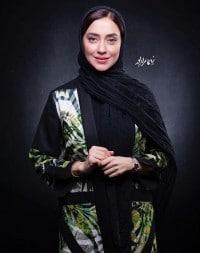 عکس های آتلیه ای بهاره کیان افشار برای مجله ایده آل