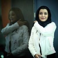 عکس ساره بیات در اکران خصوصی فیلم ناهید