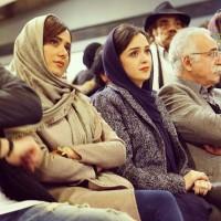 عکس ترانه علیدوستی و پریناز ایزدیار در نشست خبری شهرزاد