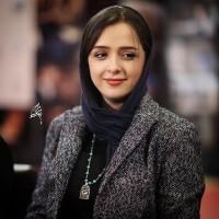 عکس ترانه علیدوستی در نشست سریال شهرزاد