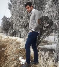 عکس جدید از علی ضیا