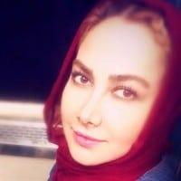 عکس آنا نعمتی در فیلم جاودانگی