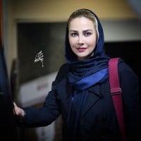 عکس جدید آنا نعمتی در اکران فیلم خواب تلخ