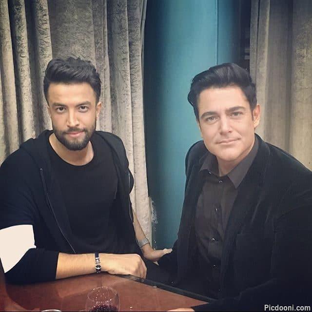 Mohammad Reza Golzar & Benyamin
