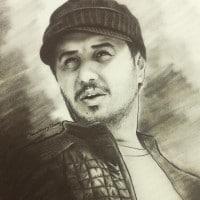 عکس نقاشی جواد عزتی