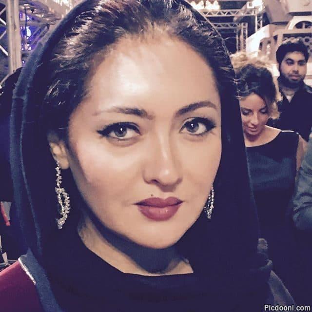 عکس نیکی کریمی در جشنواره دوبی