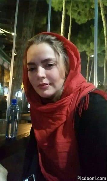 عکس سپیده خداوردی در باشگاه انقلاب