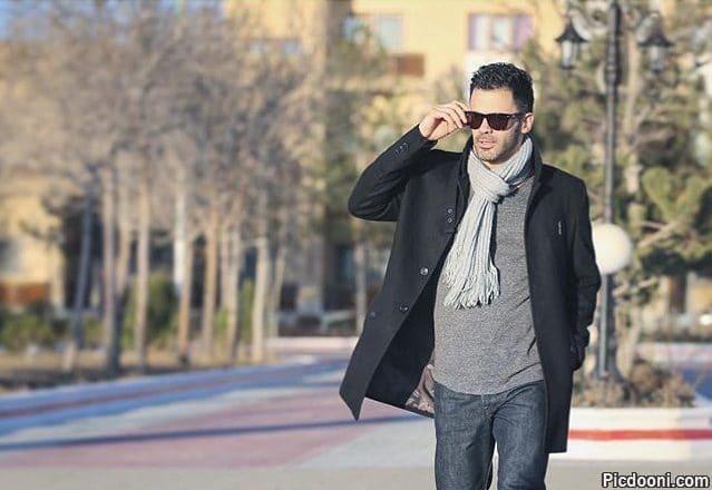 عکس سیروان خسروی در اردبیل