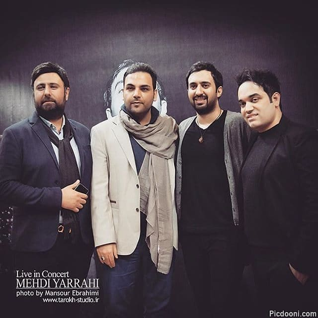 ehsan alikhani mohammad alizade mehdi yarrahi