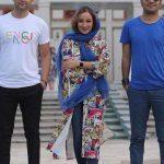 عکسهای دست به سینه بهاره افشاری