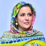 سارا بهرامی در اکران فیلم سینمایی دارکوب