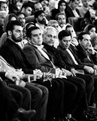 عکس مهران مدیری و رضا عطاران
