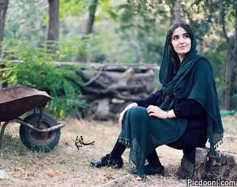 عکس فاطمه الطافی از عکاسش