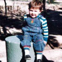 محسن افشانی: بچه بودم زیاد فحش میدادم!