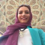 متین ستوده در شهر شیراز