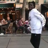 ۱۹ میلیون لایک برای رقص مونواک یک فرانسوی