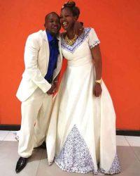 محمد فکوری: عروس و داماد آفریقایی