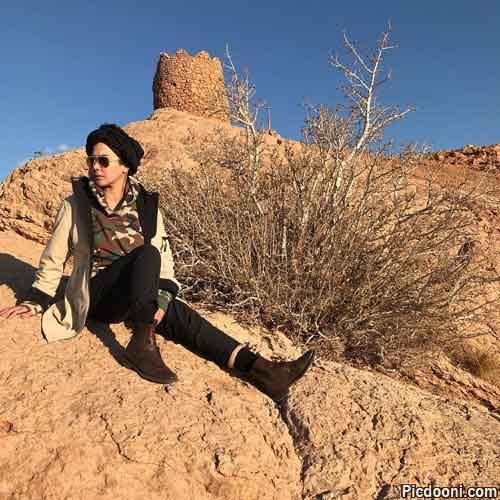 آناهیتا نعمتی: انارک را باید دید